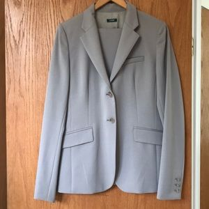 J. Crew wool dress suit and Matching pants